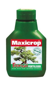 Maxicrop Bonsai Fertiliser 250ml