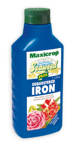 Maxicrop Sequestered Iron 1 litre