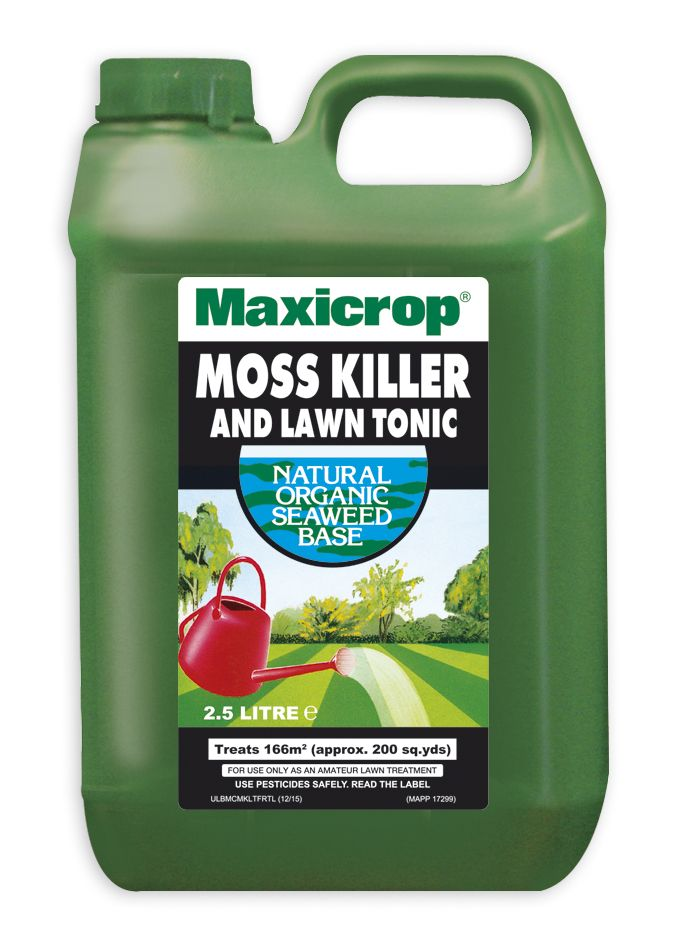 Maxicrop Moss Killer and Lawn Tonic